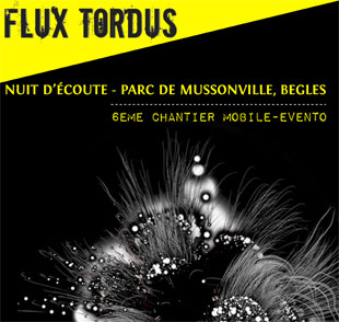 Evento - Mushin - Flux Tordus