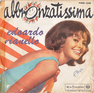 Eduardo Vianello - Abronzatissima