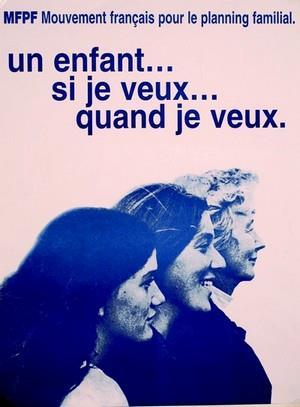 Affiche éditée en 1978 - MFPF