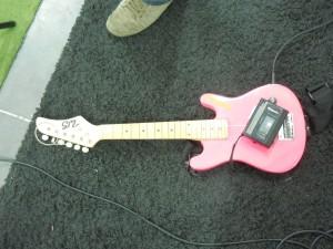 ES-guitare
