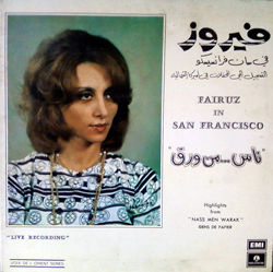 Fairuz-live-san-francisco