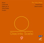 Giacinto Scelsi Edition 9_ The Works for Viola