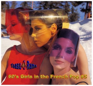 Mix 60's Girls in the french Pop #5