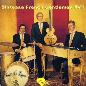 Mix Sixtease French Gentlemen VII