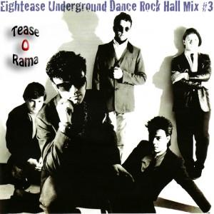 Mix eightease underground dance rock hall #3
