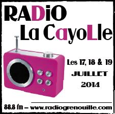 Radio La Cayolle web