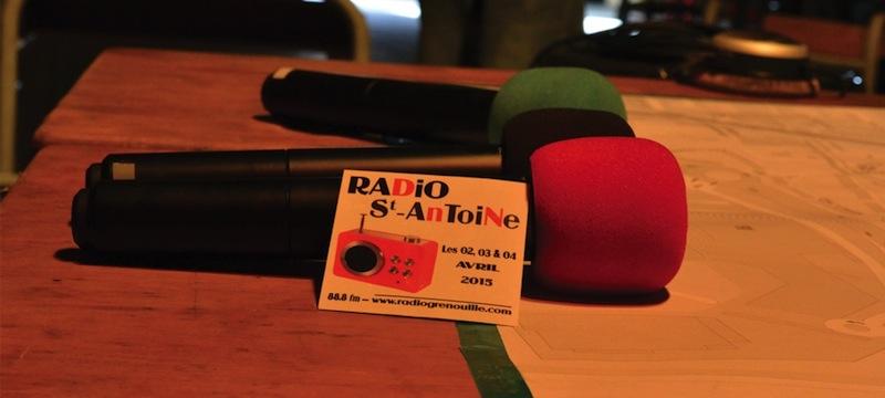RadioStAntoine - podcast
