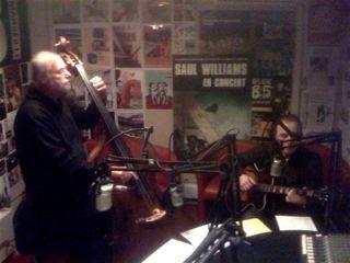 Jazz Night - Christian Brazier & Paul Pioli1