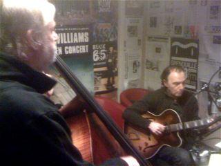 Jazz Night - Christian Brazier & Paul Pioli2