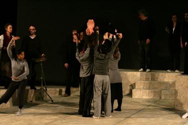 Théâtre Gyptis - Hypatie