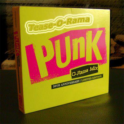 Tease-O-Rama - Punkorama Mix