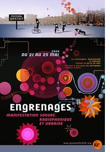 Engrenages affiche