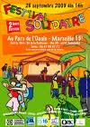 festival solidaire affiche