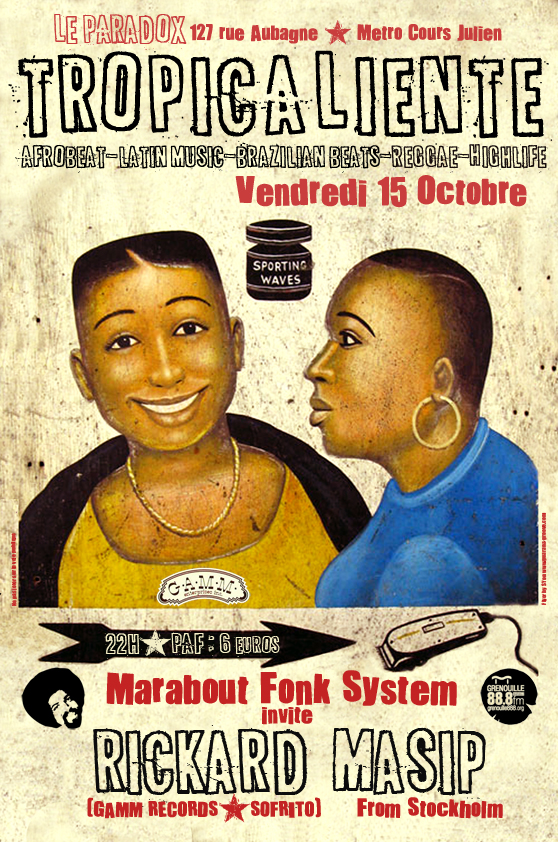 Marabout Fonk System - Tropicaliente