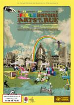 Huit Histoires des Arts de la Rue