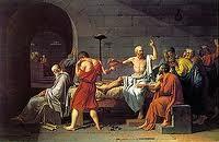 La fin de Socrate - David