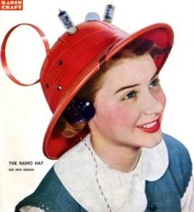 radio chapeau