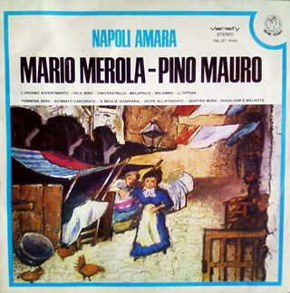 Pino Mauro - Guaglione e malavita